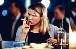 Watching 'Bridget Jones' Diary' can be an excellent way to feel better about yourself, without having to better yourself.